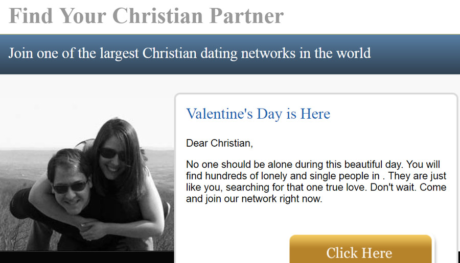 christian dating network